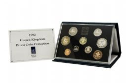 1992 Proof set For Sale - English Coin Company
